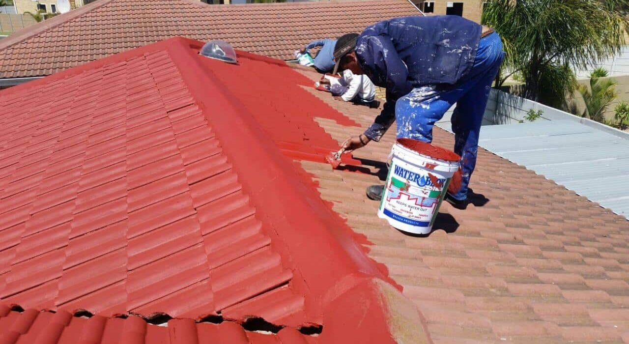 The Science and Art of Roof Painting