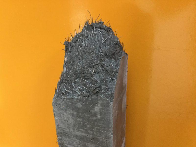 Fiber-Reinforced Concrete