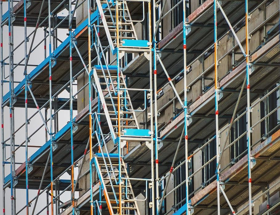 Security Concerns When Working with Scaffolding