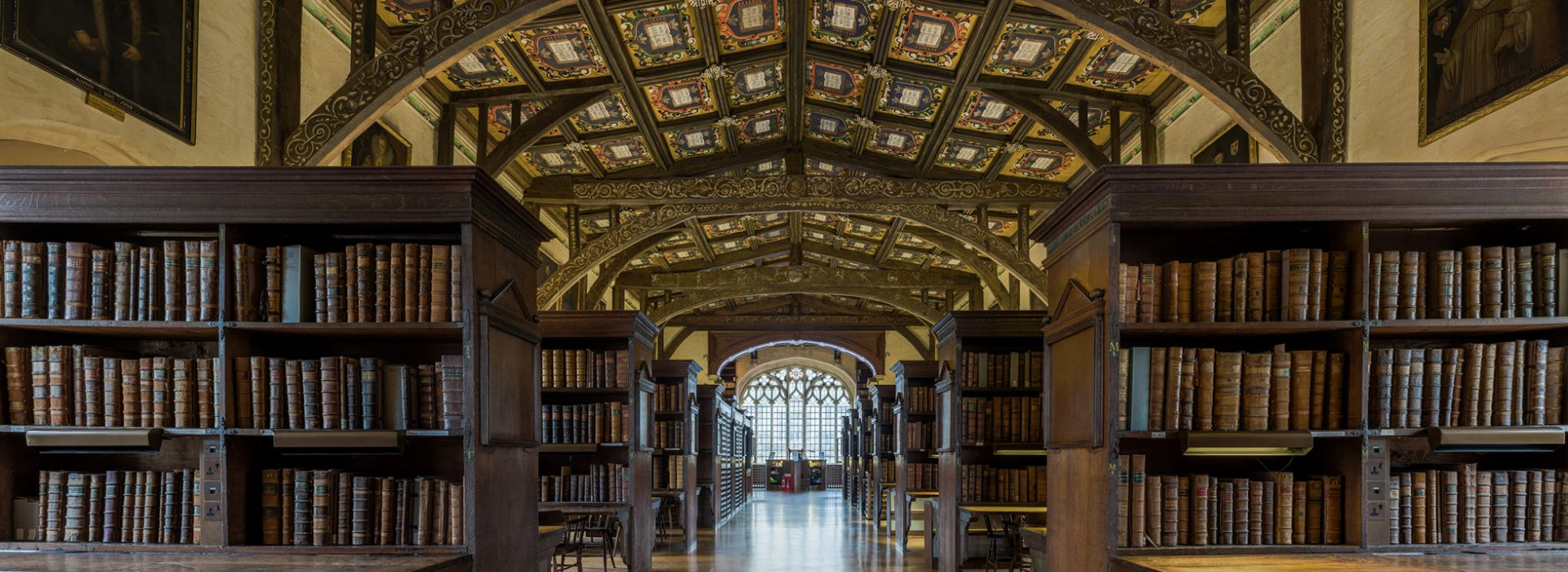 Top 4 coolest libraries around the globe